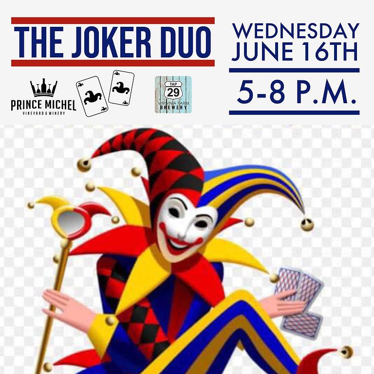 The Joker Duo Live!