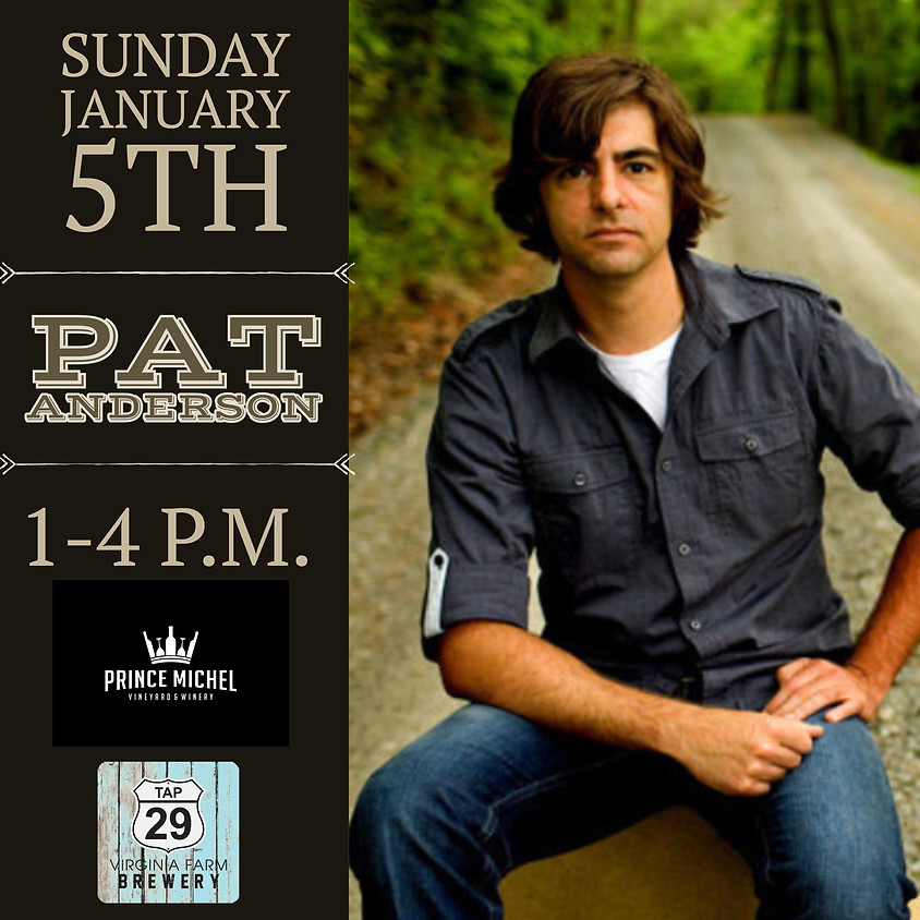 Pat Anderson Live!