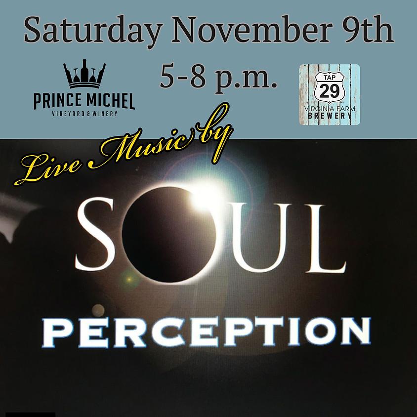 Soul Perception Live!