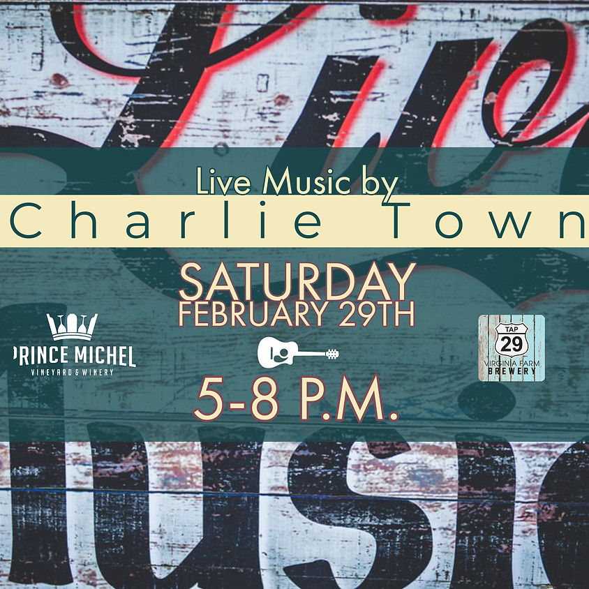 Charlie Town!