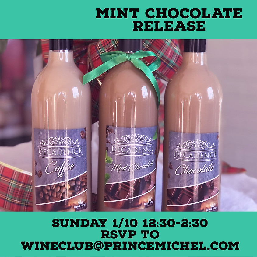 Decadence Mint Chocolate Release