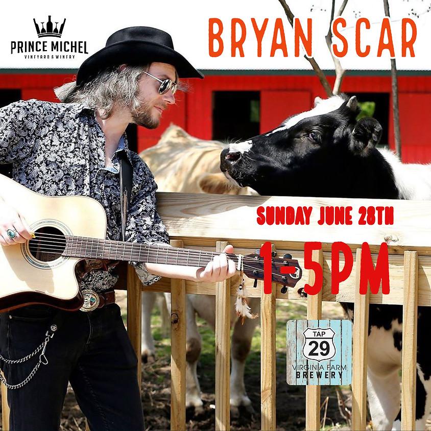 Bryan Scar Live!