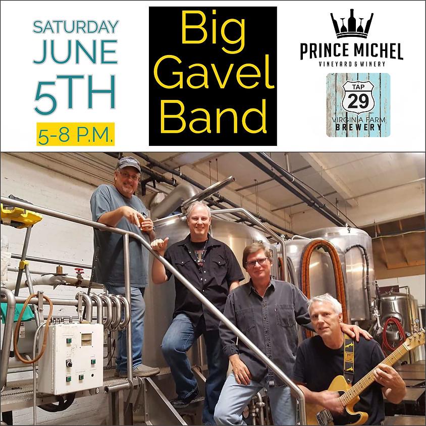 The Big Gavel Band!