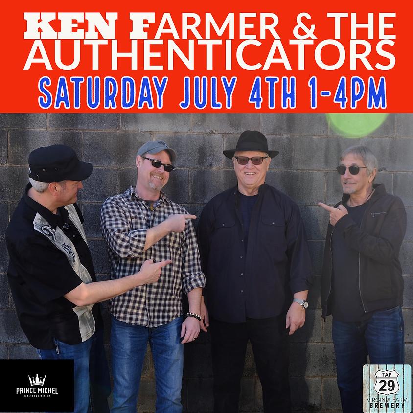 Ken Farmer & The Authenticators