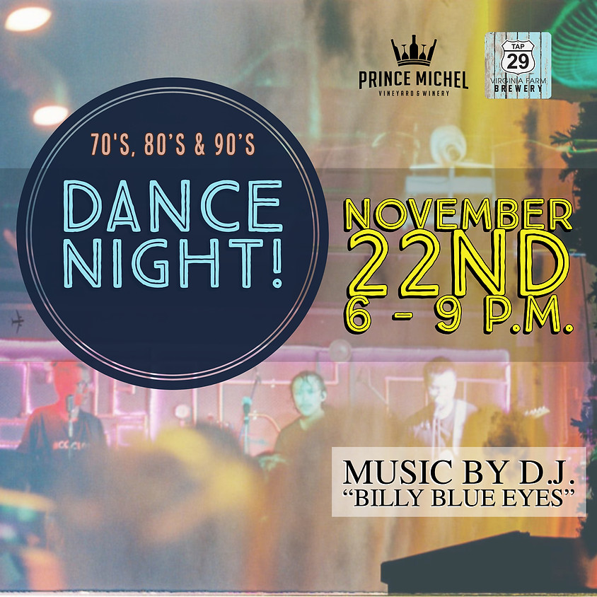 Dance Night!