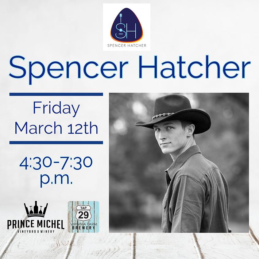 Spencer Hatcher Live!
