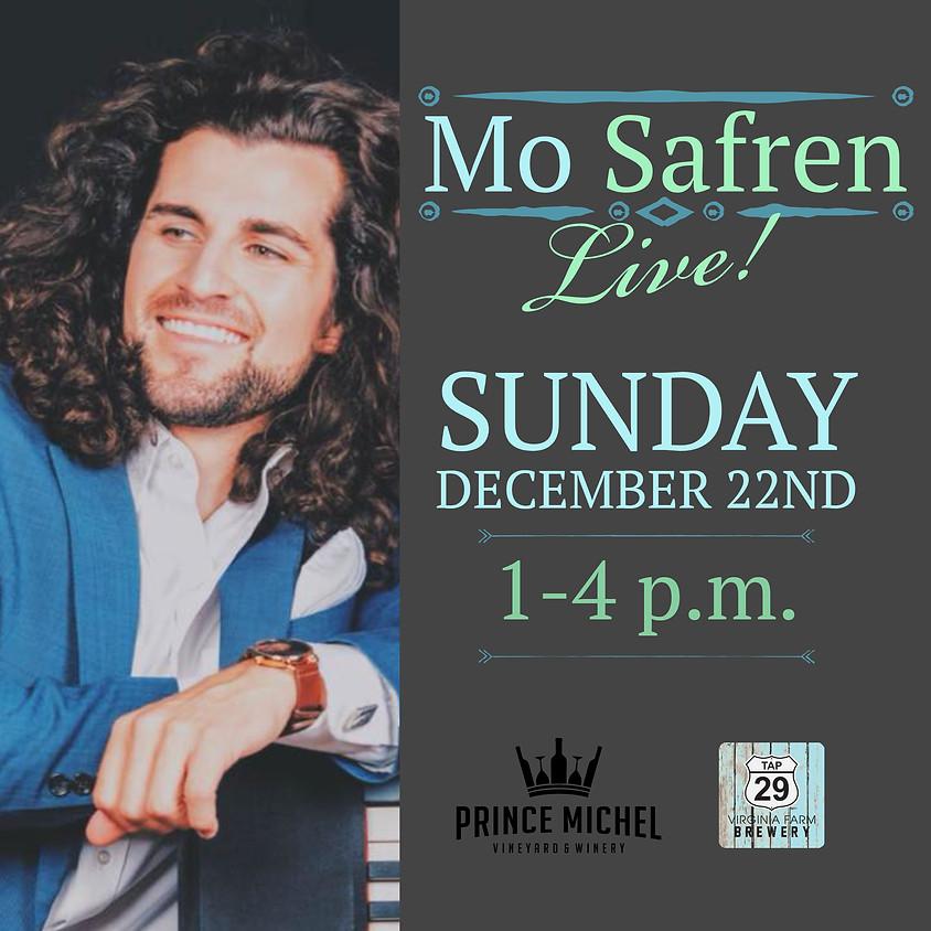 Mo Safren Live!