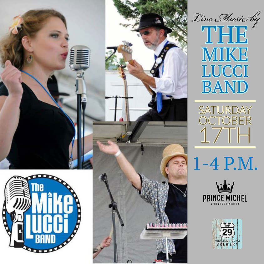 The Mike Lucci Band!
