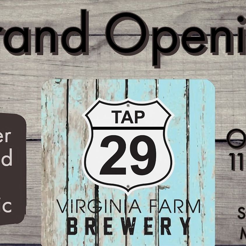 Tap 29 Brewery Grand Opening!