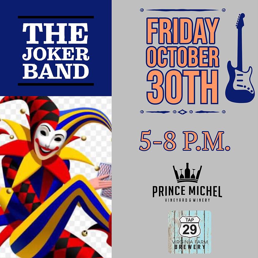 Joker Band Live!
