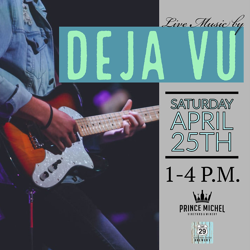 Live Music by Deja Vu