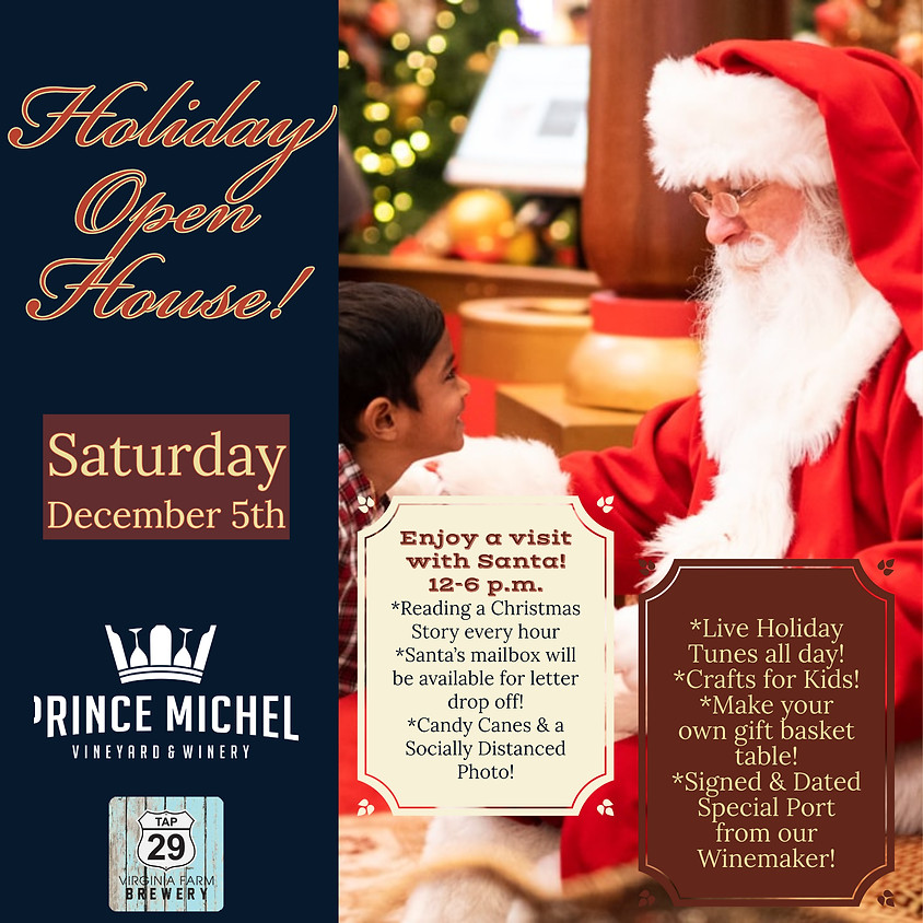 Holiday Open House!