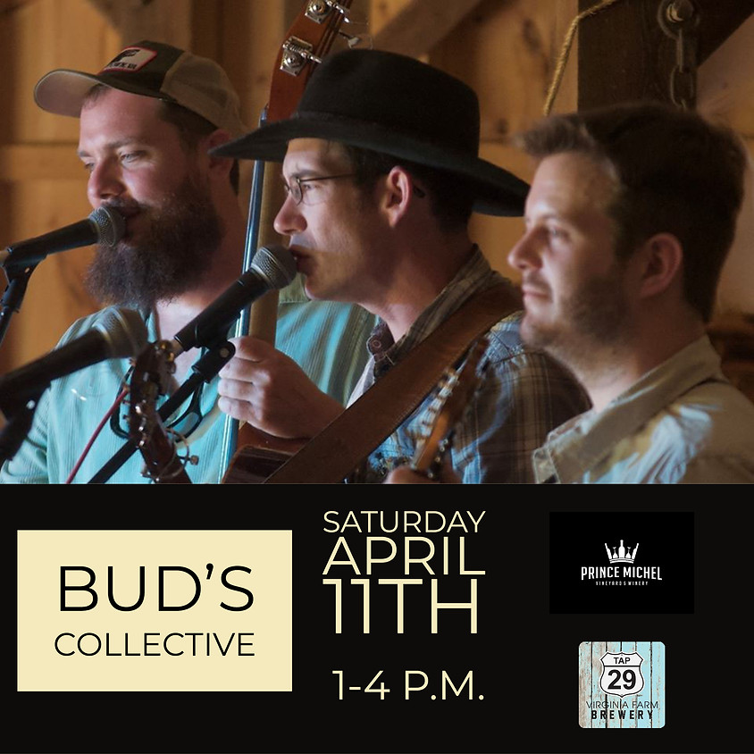 Live Music By Buds Collective!