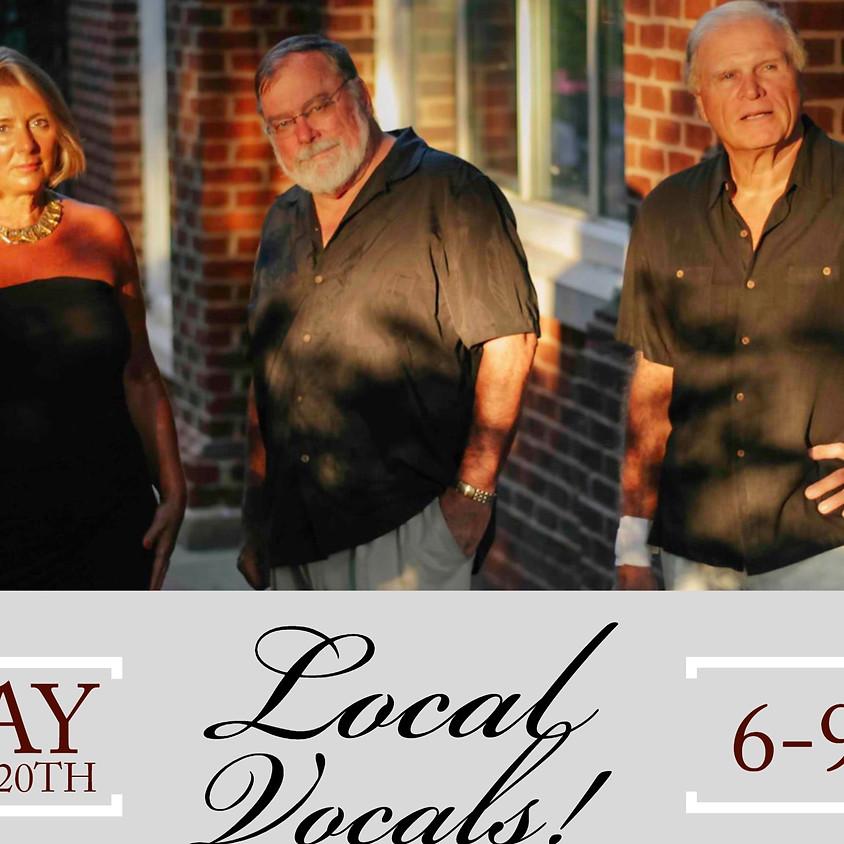 Local Vocals at Sunset