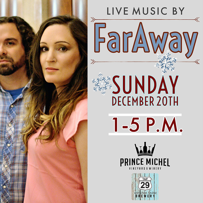 Live Music by FarAway!