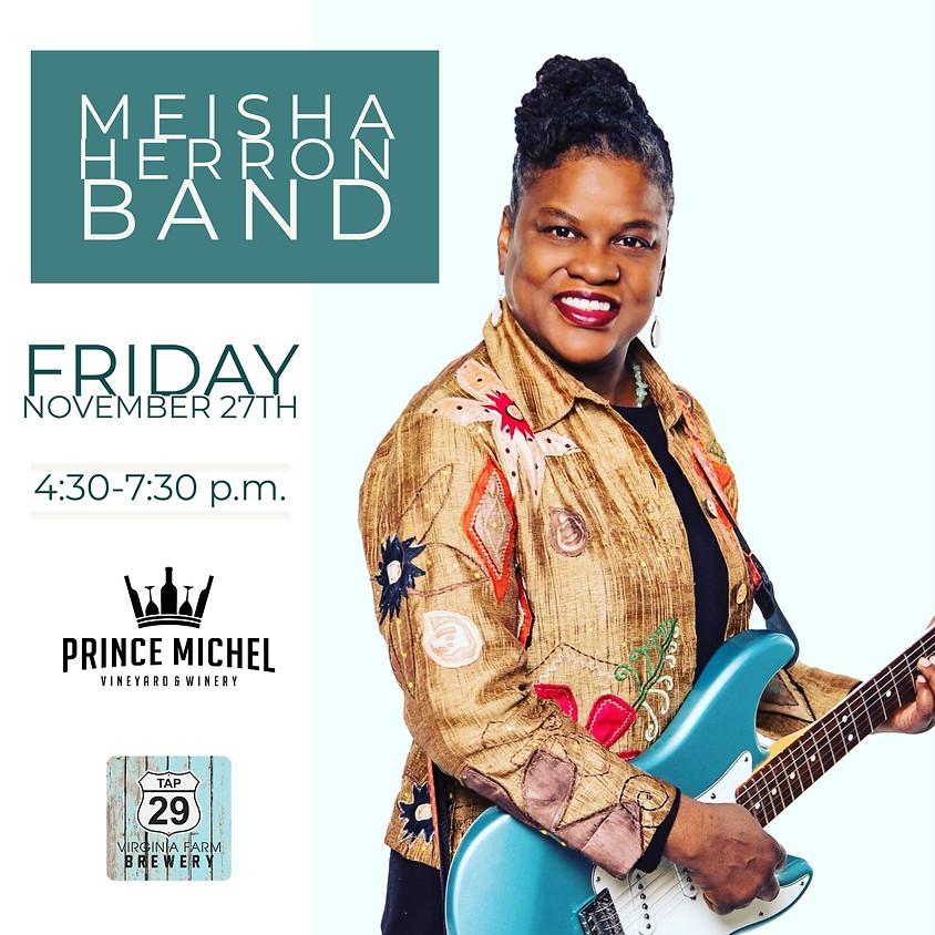 Meisha Herron Band Live!