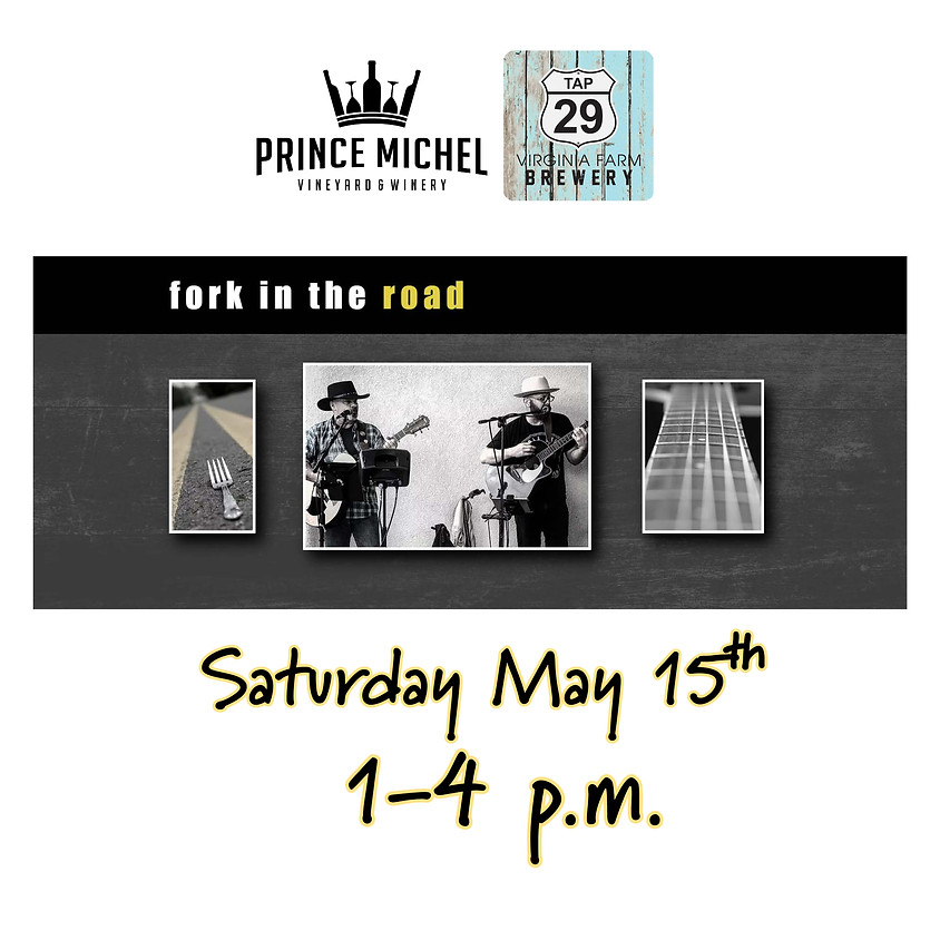 Live Music by Fork in the Road!