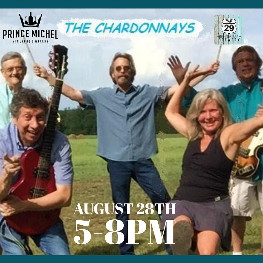 The Chardonnays LIVE!