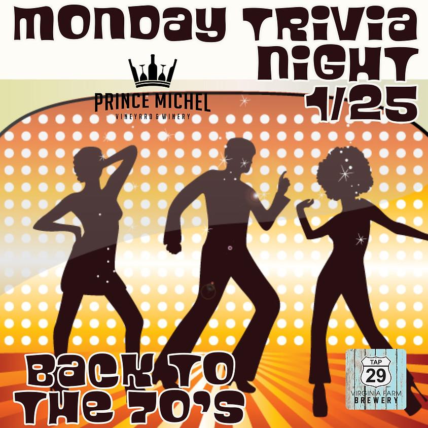 70's Theme Trivia