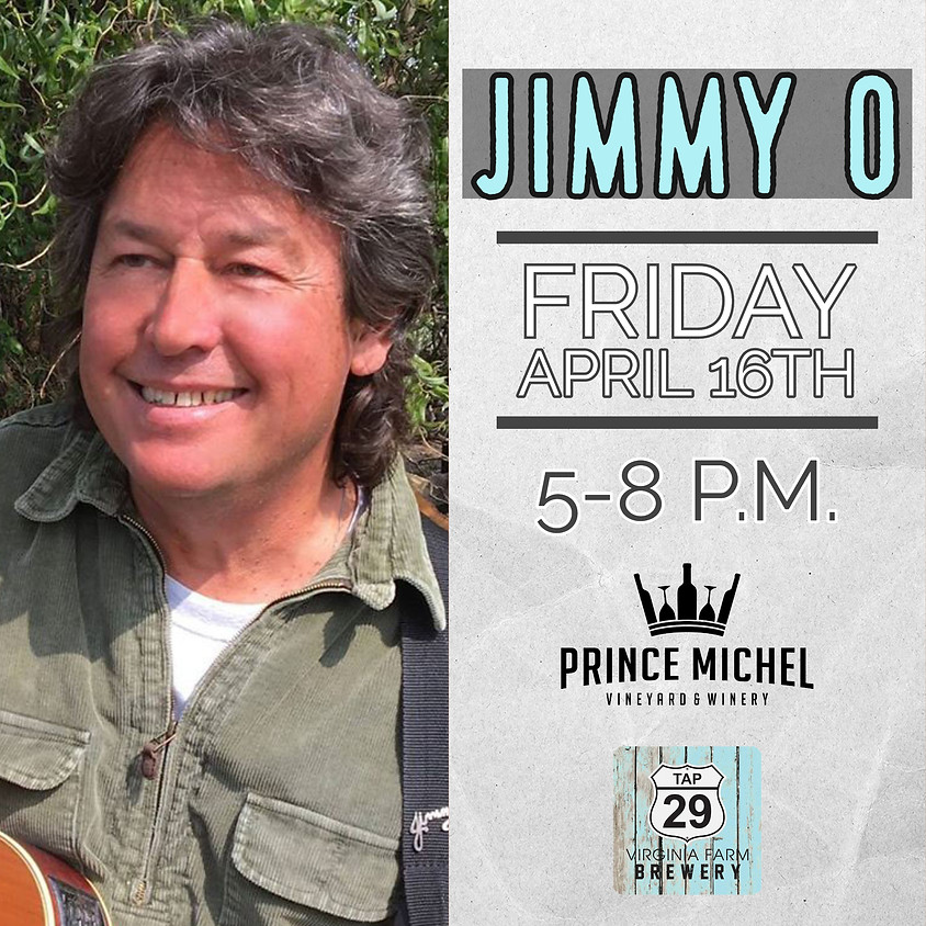 Live Music by Jimmy O!