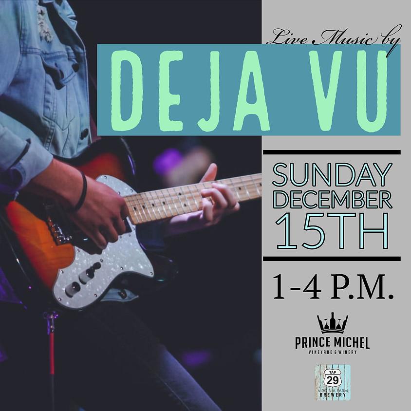 It's Deja Vu!