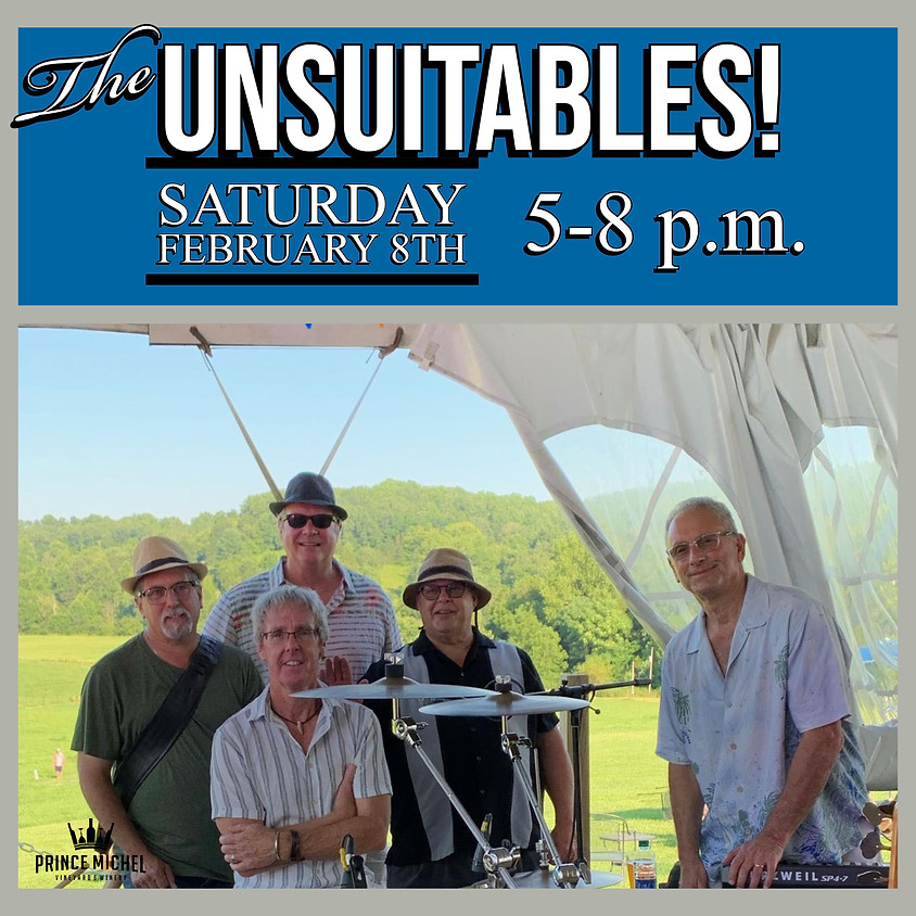 The Unsuitables!
