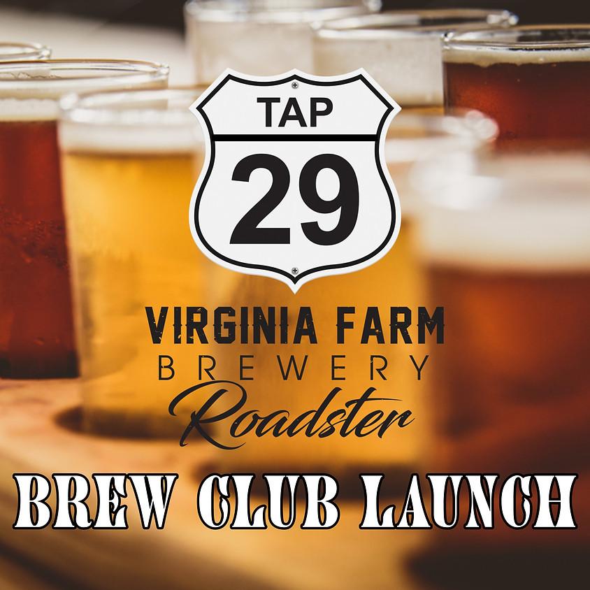 Tap 29 Brew Club Launch