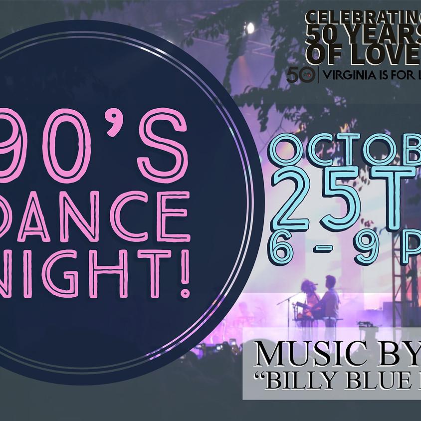 90's Dance Night