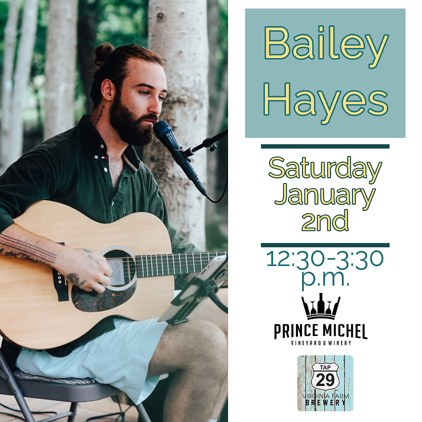 Bailey Hayes Live!