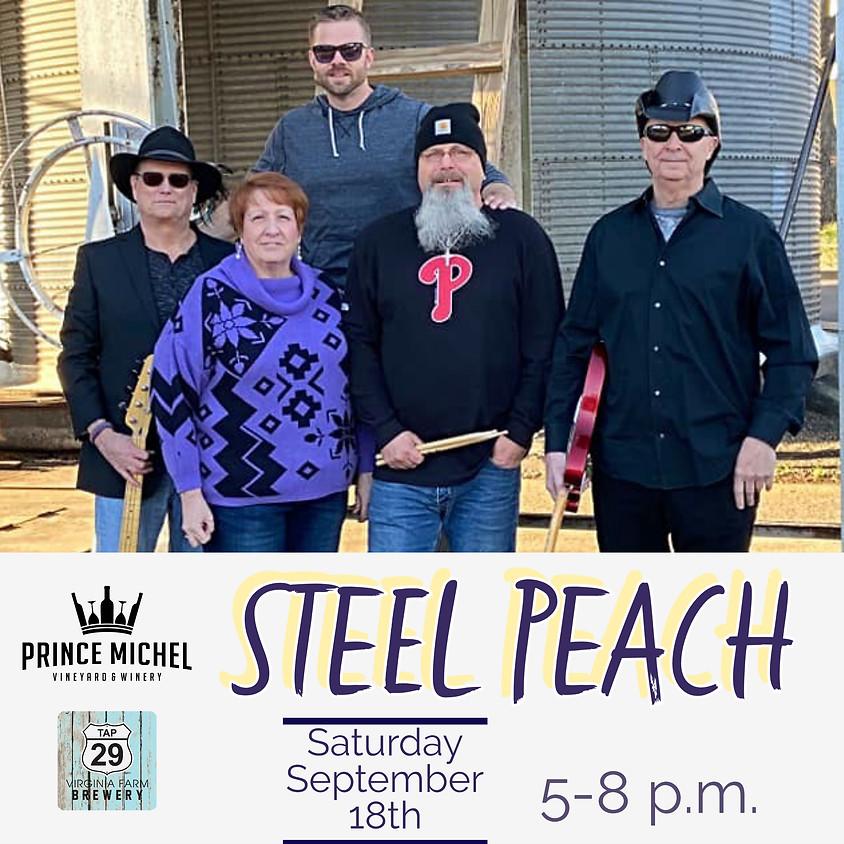 Steel Peach Live!