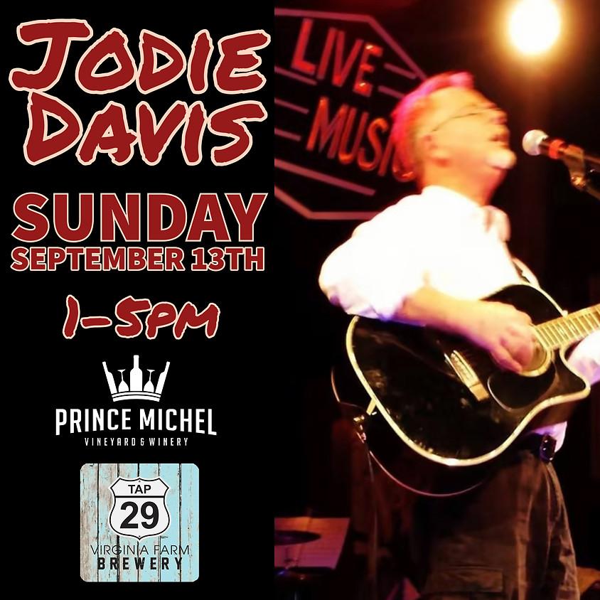 Live Music by Jodie Davis
