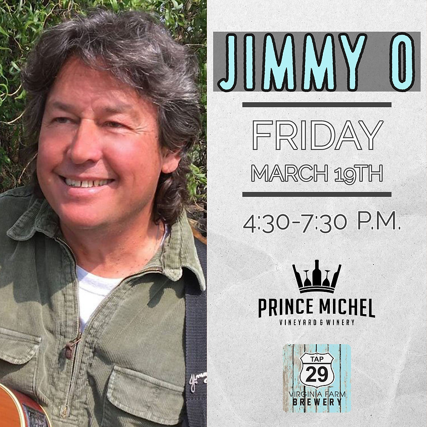 Music by Jimmy O!
