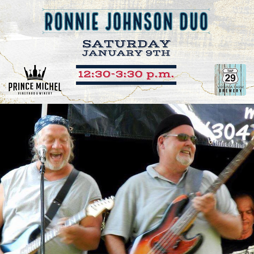 The Ronnie Johnson Duo!