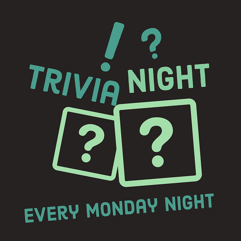 Trivia Night with The Trivia Guy Brandon Hamilton!