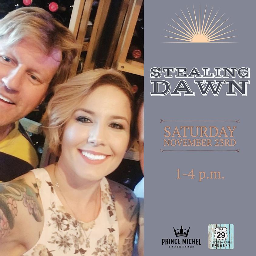 Stealing Dawn Live!