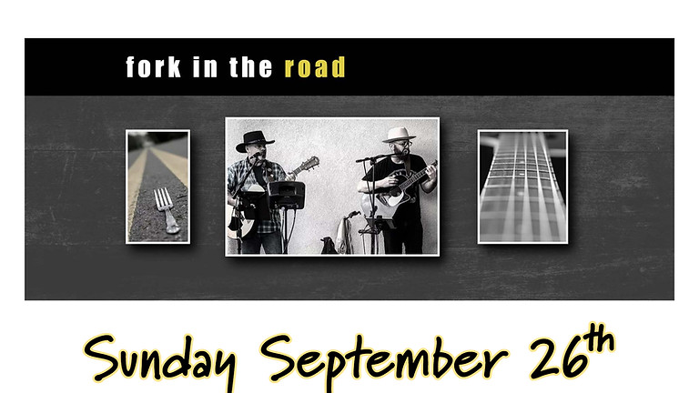 Fork in the Road Live!