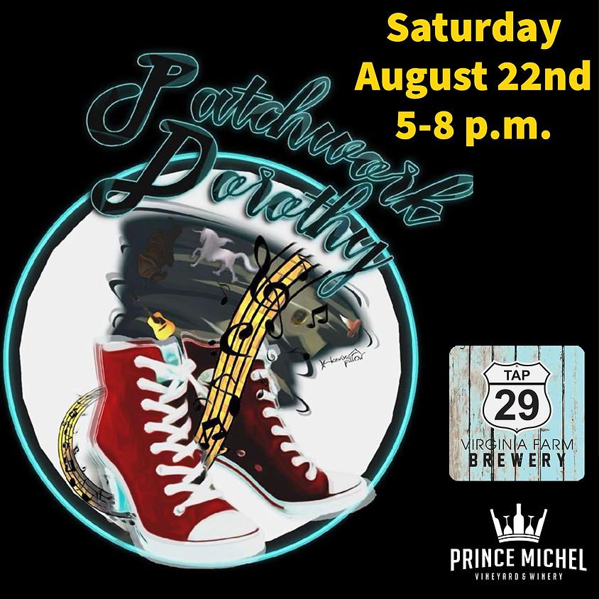 Patchwork Dorothy Live!