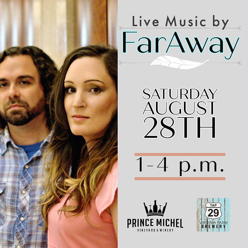 Live Music by Far Away!