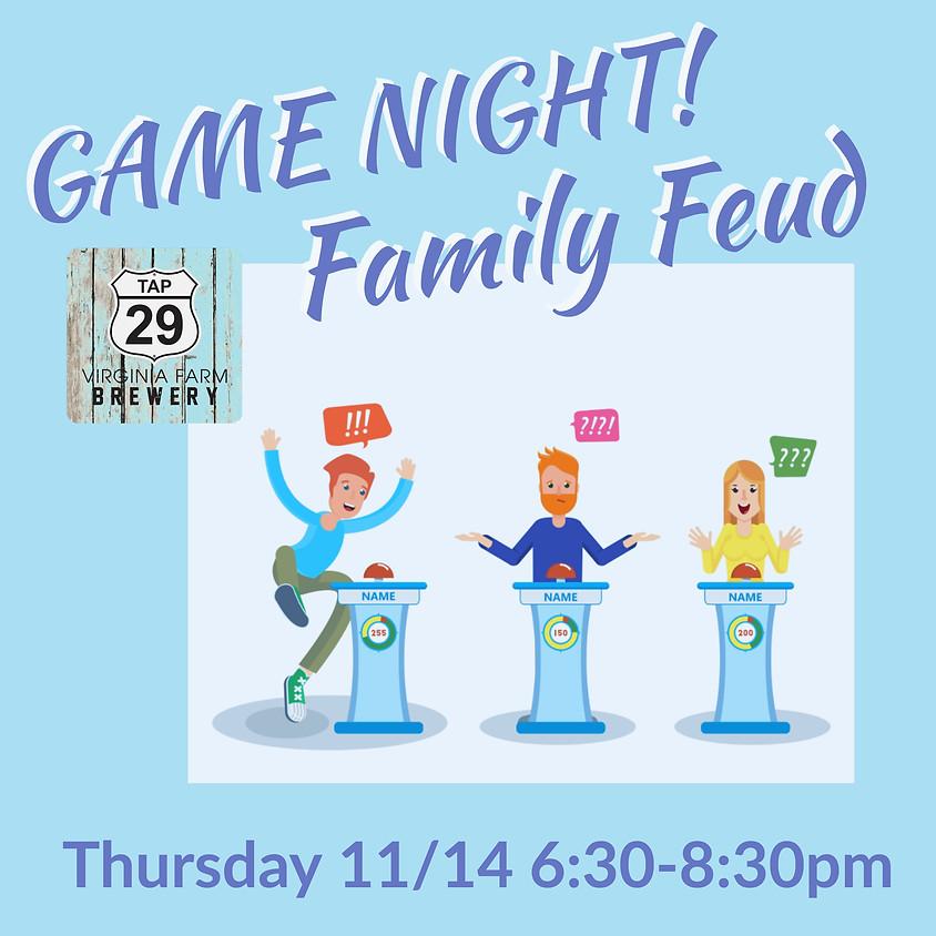 Thursday Night Game Night!