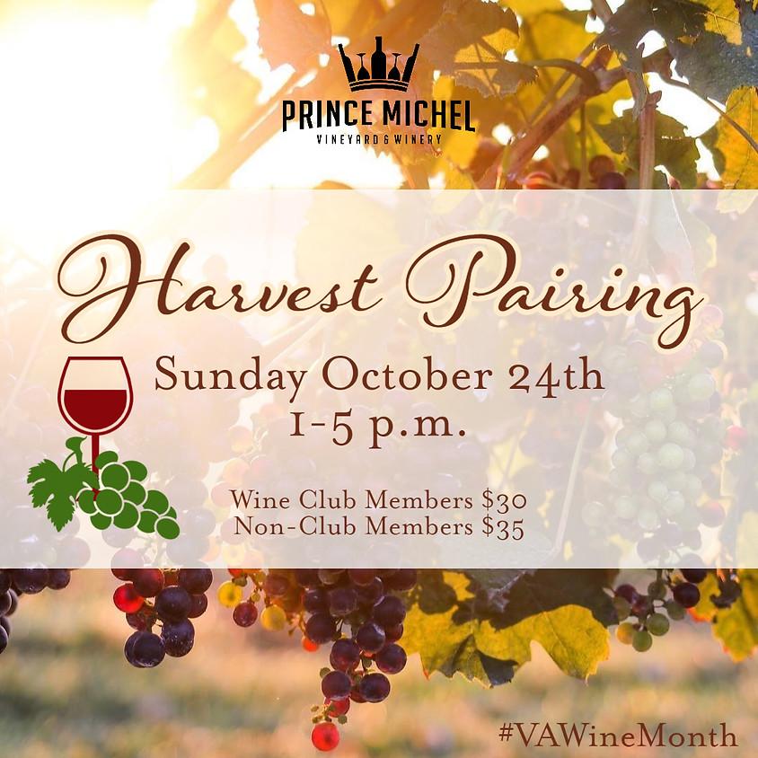 Harvest Pairing