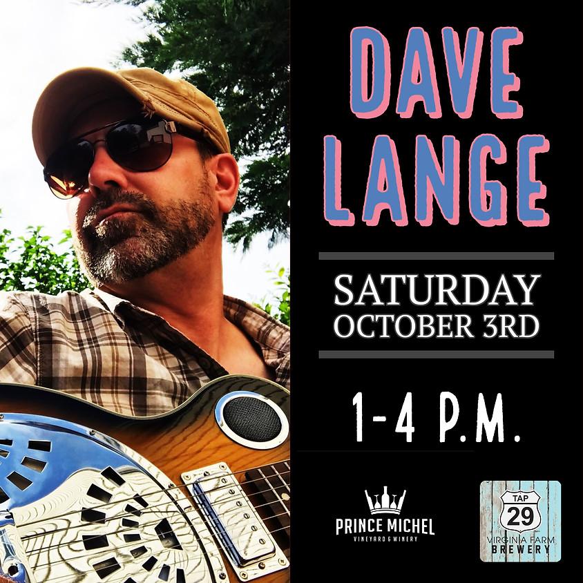 Dave Lange Live!