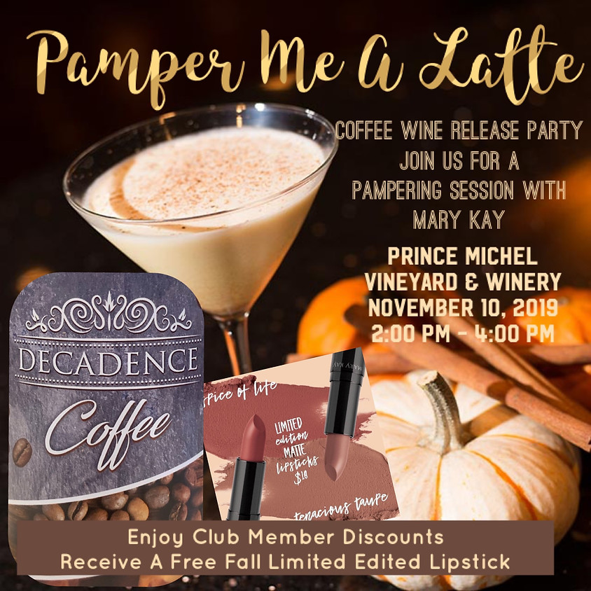WINE CLUB MEMBERS ONLY - Coffee Release