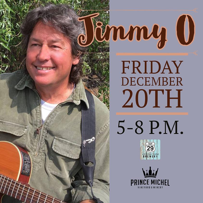 Jimmy O!