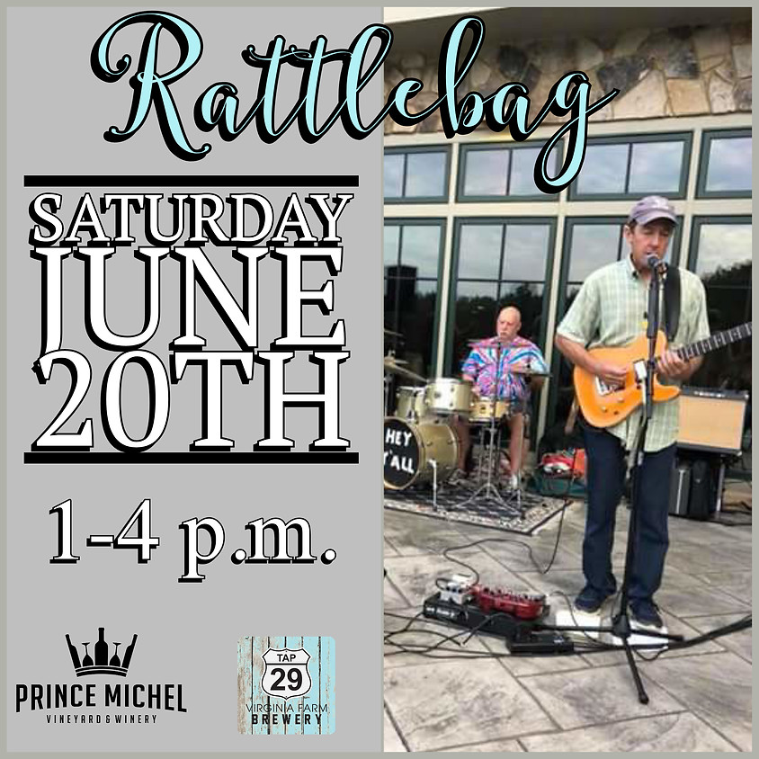 Live Music by Rattlebag!
