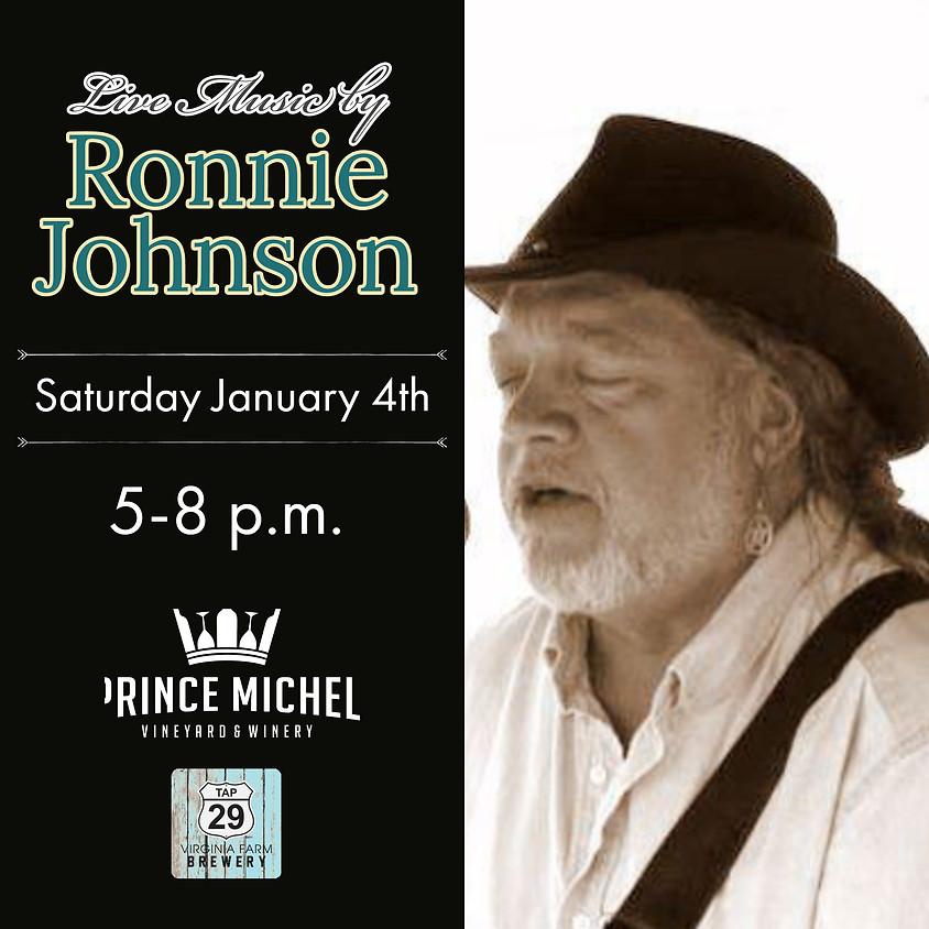 Ronnie Johnson Band!