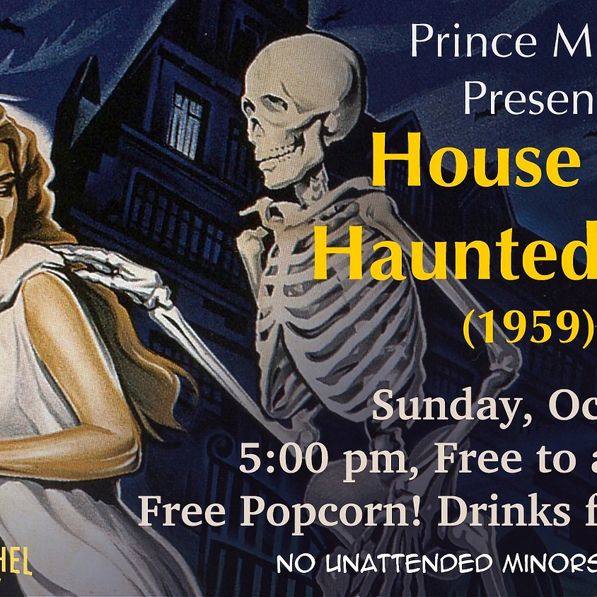 Movie Night!  'House on Haunted Hill'