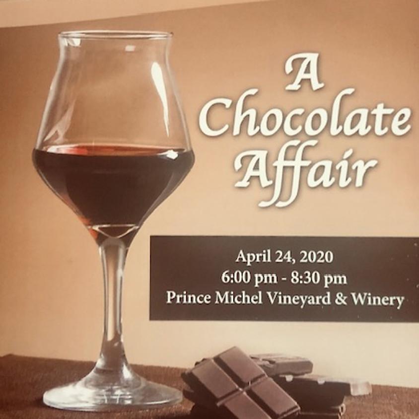 A Chocolate Affair- Fundraiser