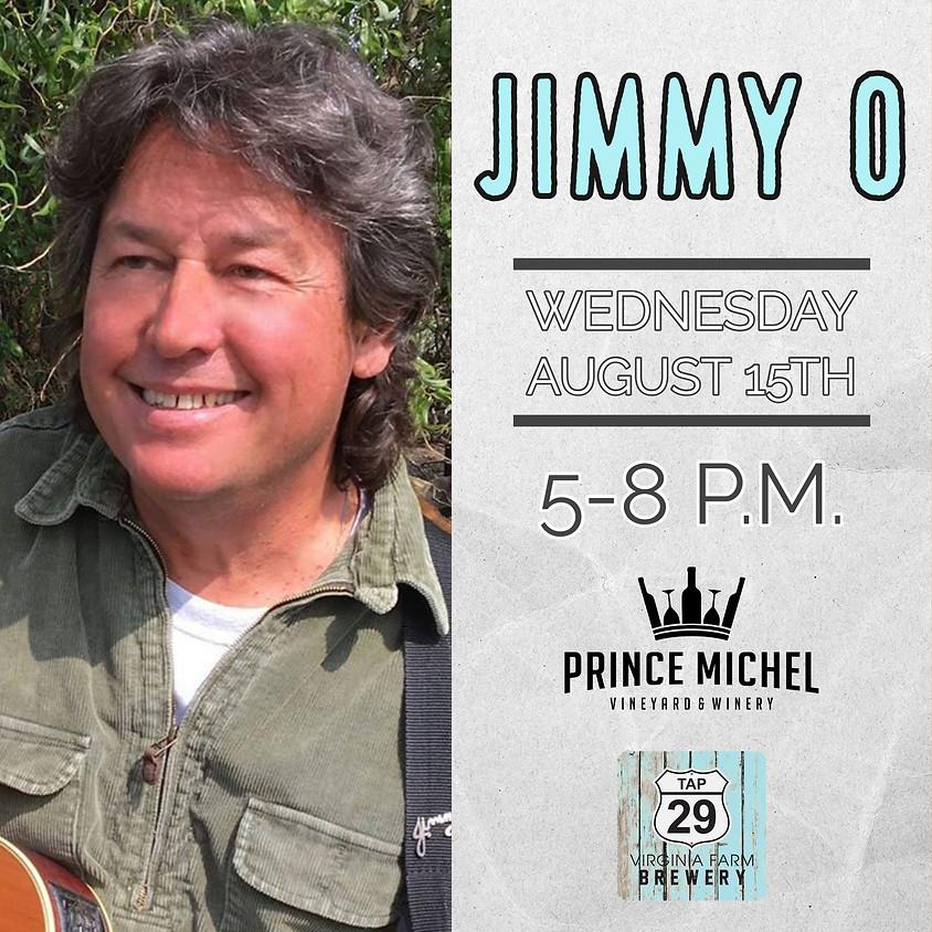 Jimmy O Live!