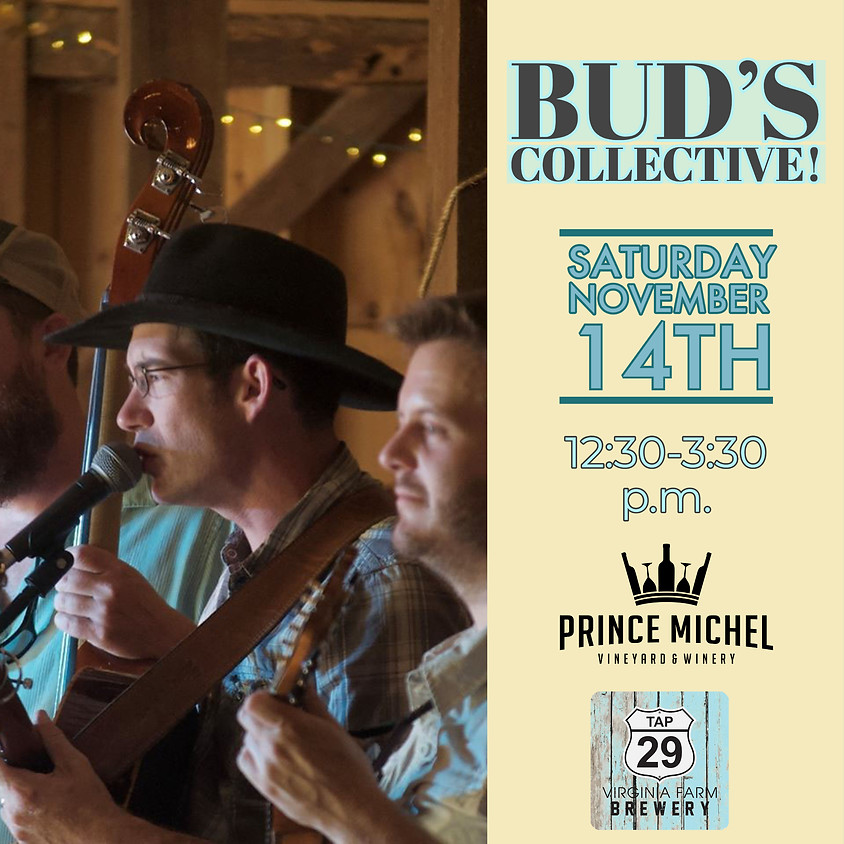 Bud's Collective Live!