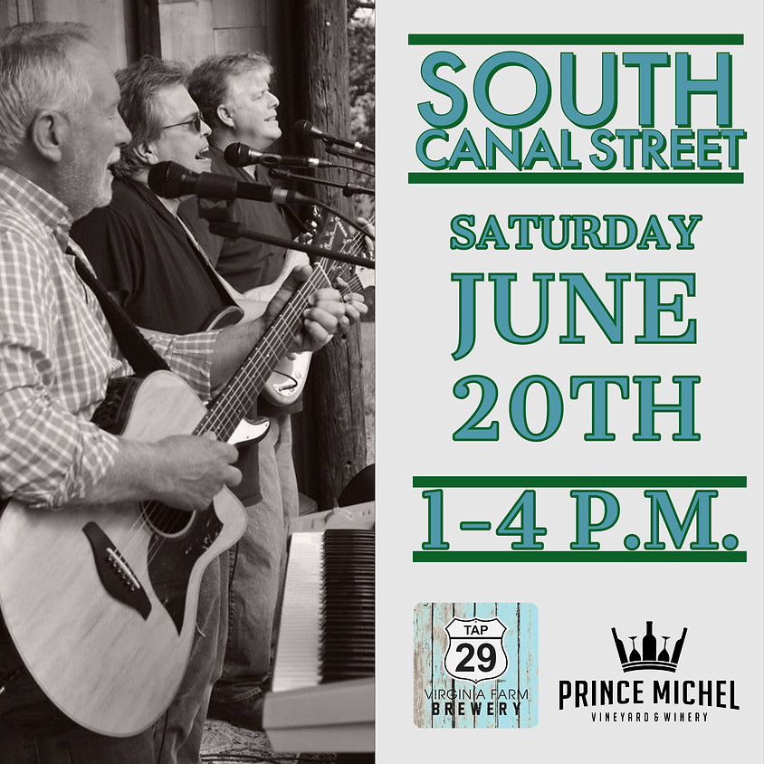 South Street Canal Band Live!